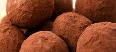 Trufe de ciocolata cu menta si miere de Gordon Ramsay