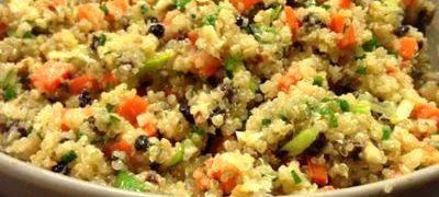 Salata de quinoa cu portocale