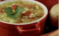 Supa poloneza de legume