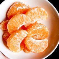 Mandarine aromate