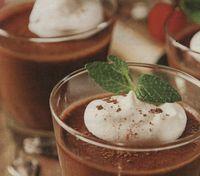 Sarlota cu ciocolata si frisca