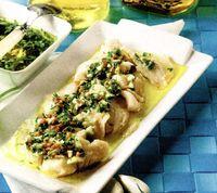 Peste marinat cu usturoi