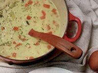 Supa greceasca de pui