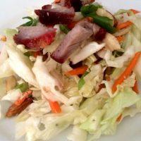 Salata de varza cu morcovi si mar