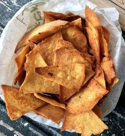 Chips-uri tortilla