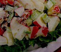 Salata de mere cu cascaval