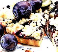 Prajitura cu prune si rom