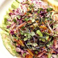 Salata de cruditati cu capere