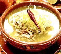 Supa de pui cu varza