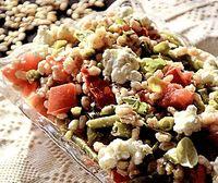 Salata de arpacas cu legume