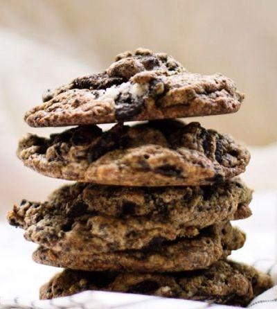 Fursecuri cu biscuiti oreo