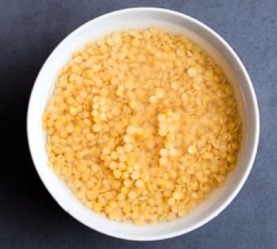 Supa de cartofi dulci si linte