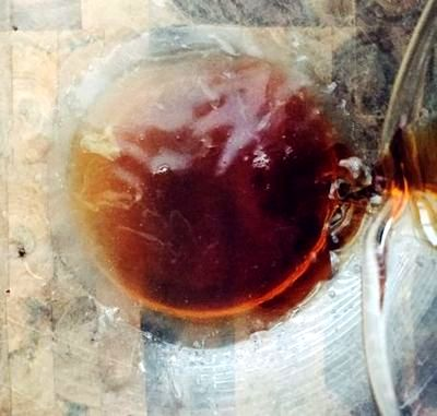 Carne de miel la tigaie aromata cu menta si coriandru
