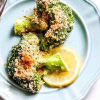 Broccoli pane