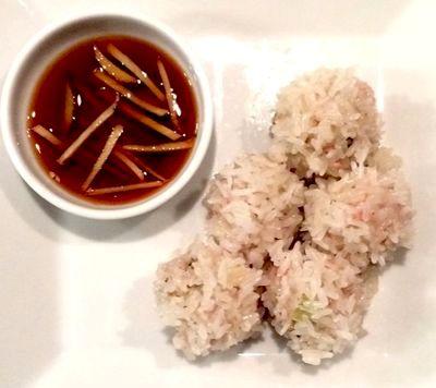 Chiftele cu orez