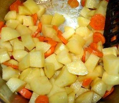 Supa picanta cu legume