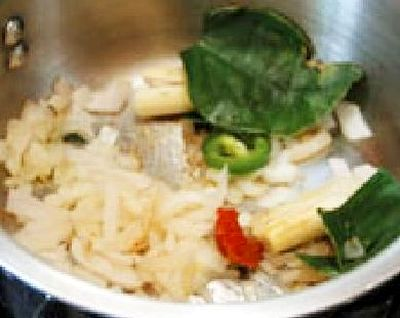 Supa de ghimbir