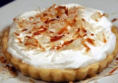 Tarta cu nuca de cocos