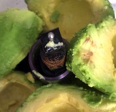 Crema de ciocolata cu avocado