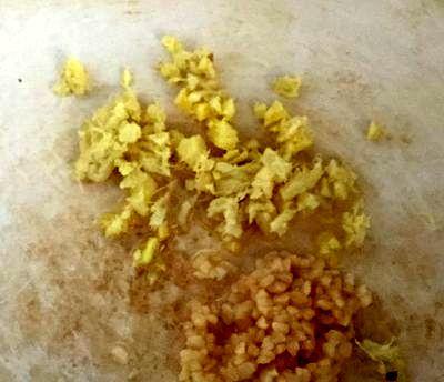 Tocanita de legume cu orez