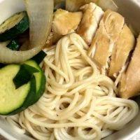 Noodles cu sote de legume