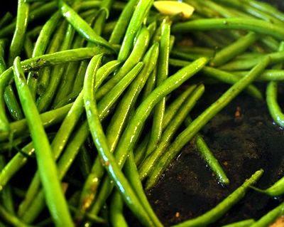 Sote picant de fasole verde