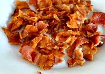 Cartofi cu smantana si bacon