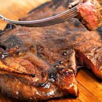 Friptura de porc cu sos de soiaFriptura de porc cu sos de soia